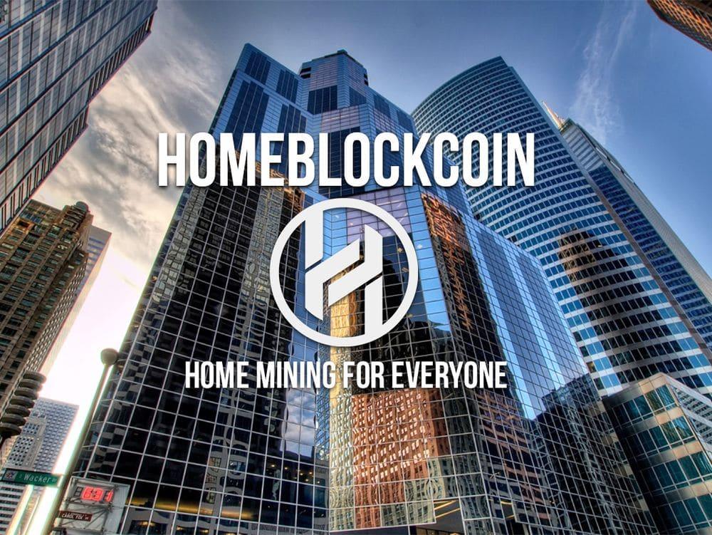 Homeblockcoin