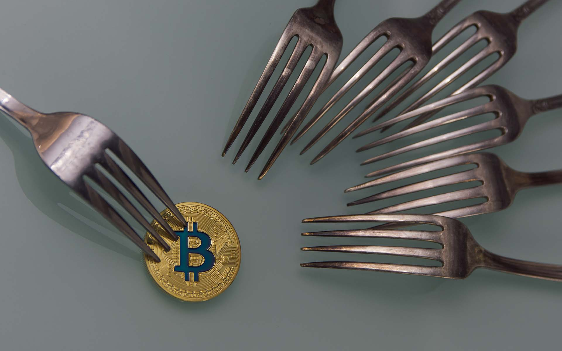 Forking Bitcoins