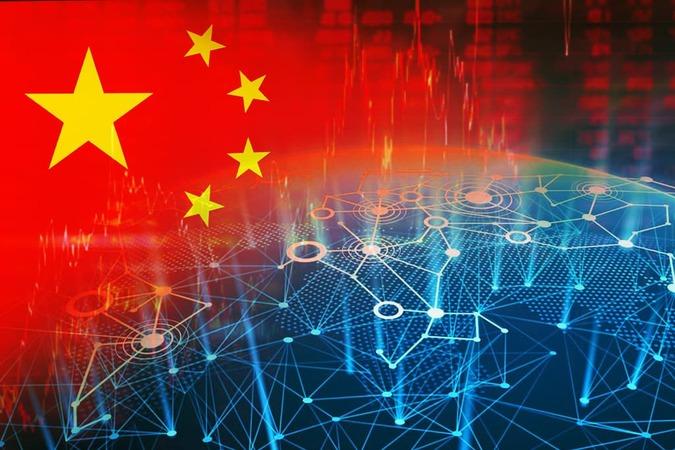 блокчейн китай